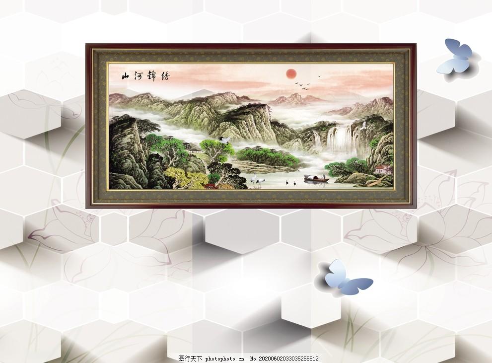 沙发背景墙,影视墙,房间装饰画,装饰品,沙发墙,装饰装修画,壁画